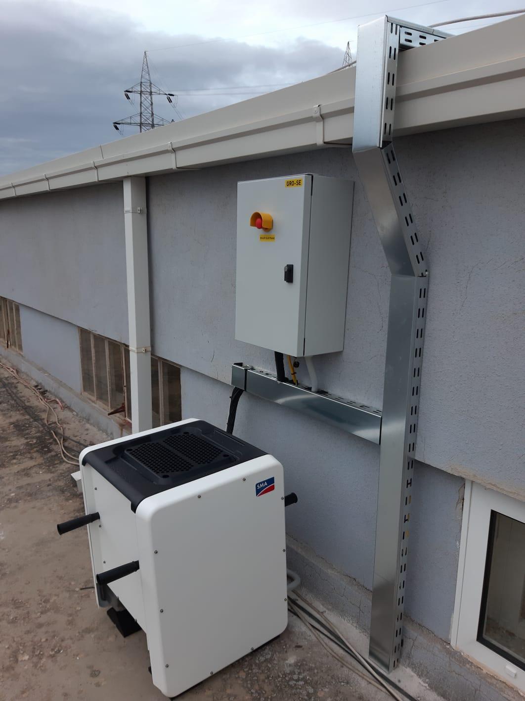 HEP-ŠIBENIK – 55 kWp