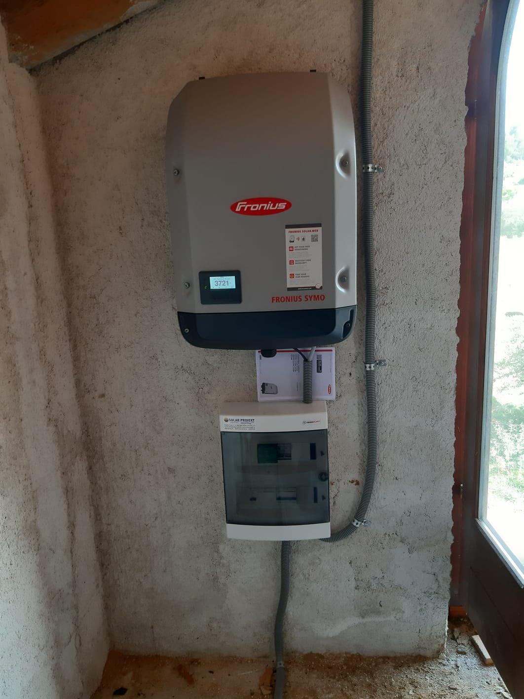 SPLITSKA-BRAČ – 5.6 kWp
